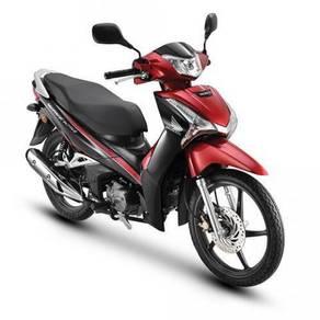 Honda Wave 125i -S/disc-New Facelift- 90% Credit