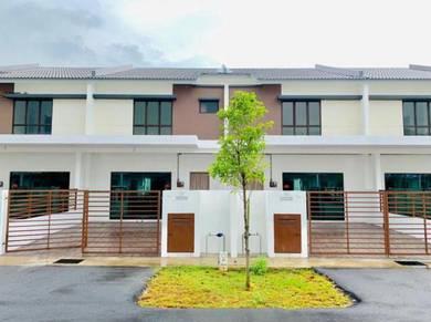 2 storey terrace saujana perdana for sale