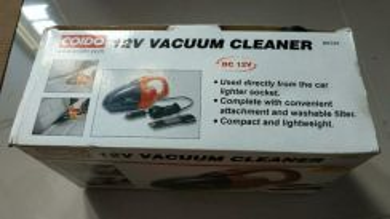Car Vacuum Strong Sucker