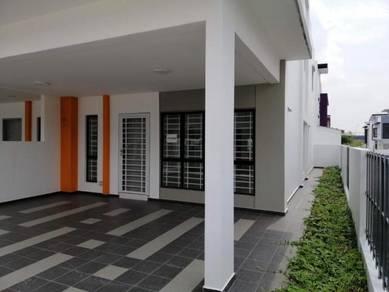 BRAND NEW END LOT SETIA PERMAI 2 near SETIA CITY MALL Shah Alam Klang