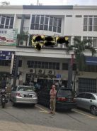 3 Storey Shop, Gombak (Behind of Ong Tai Kim Supermarket)