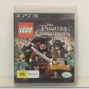 Ps3 LEGO Pirates Of The Caribbean The Video Game