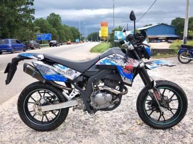 2014 Motard MLE XTM 200 xtm200 dtm Motocross