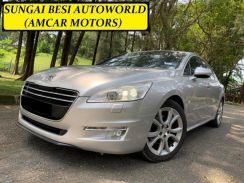 Used Peugeot 508 for sale