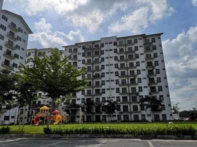 Perak, Lumut, Sitiawan, Apartment below market, ada security