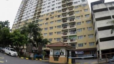 Fully Renovated Laksamana Puri Condominium Studio Unit