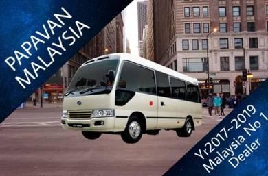 CAM CoStar Hino Coaster Mini Bus 20 ~ 28 Seat