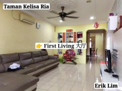 [ Taman Kelisa Ria ] Single Storey Semi-D, SP Heights, Bandar Mutiara