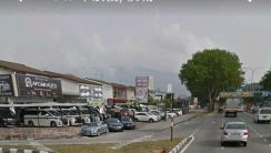 Greenlane Bungalow Main Road, Commercial use, Land 7350sf, Jelutong