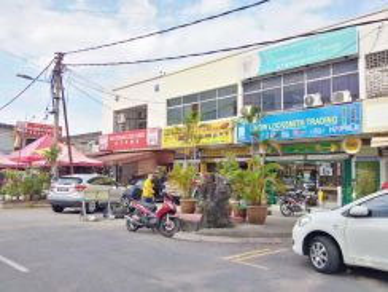 2 storey Shop office, Taman Overseas Union, Old Klang Road, KL