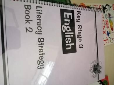 International school work book