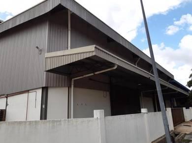 Factory warehouse IM3 Indera Mahkota Kuantan