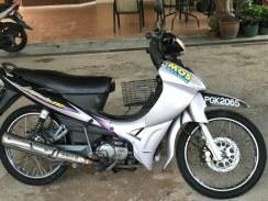 Yamaha Lagenda 110