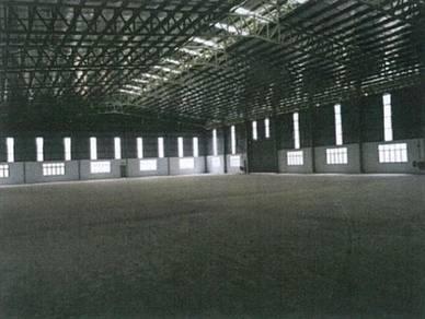 Senai 29,000sqft bua factory, jalan seelong