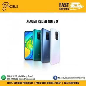 Redmi Note 9 [4GB RAM] [128GB ROM]- MY Set