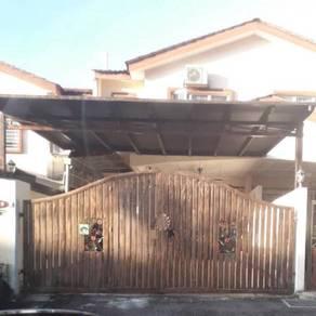 [RENOVATED] 2 Storey Terrace House Tmn Bukit Permata Gombak FREEHOLD