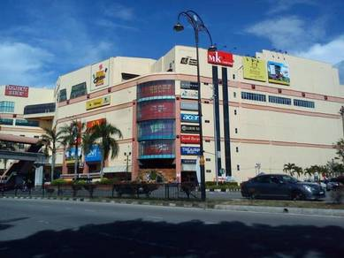 Shop lot in center Square, Sg Petani