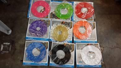 Sport rim wheel protector colorful