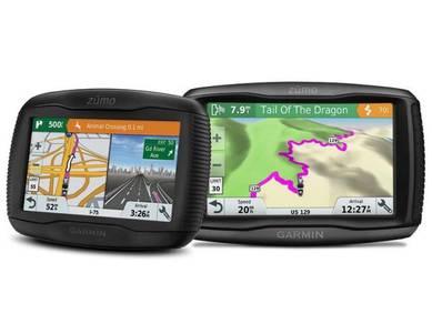 Garmin Zumo 595 Premium Motorcycle GPS