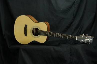 Groovy Guitar GMJ with Enchanced Gig Bag