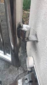 Gate repair,grill repair,welding service,lock