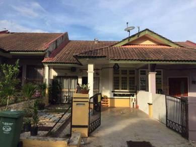 Indera Mahkota 14- Single Storey Terrace House