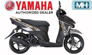 Yamaha Ego Avantiz / Ego Avantiz 125/ 0.833%