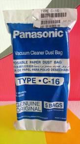 New Panasonic Vacuum Cleaner DUST BAG type C-16