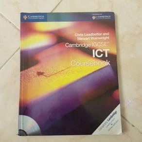 IGCSE ICT coursebook