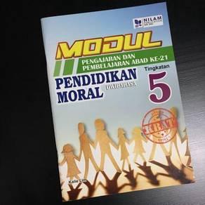 Pendidikan Moral SPM Revision Book