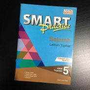 Sejarah Form 5 SPM Revision Book