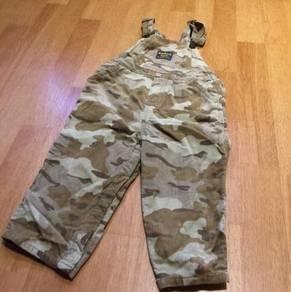 Osh Kosh B'Gosh Kids Boys Camouflage Camo Pants