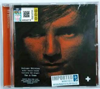 IMPORTED CD ED SHEERAN The A Team (Deluxe Edition)