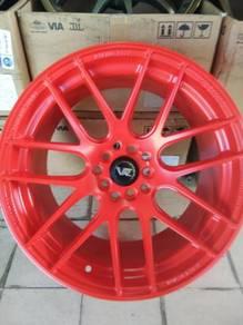 Sport rim XXR 530 cutting ori 17