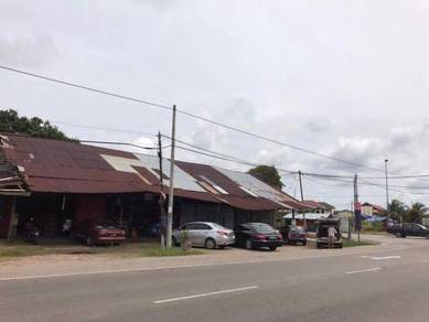 Benut Pontian Zone Commercial Land for Sale
