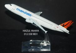 Tigerair Mandala A320 - Aircraft Model 22
