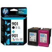 HP901 or Canon empty ink