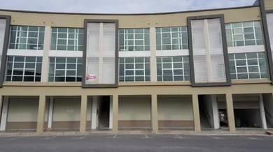 3 Storey Shophouse (Intermediate) at Aiman Kota Samarahan
