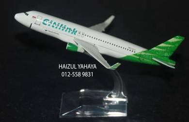 Citilink Garuda Indonesia A320 - Aircraft Model 18