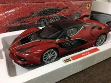 1:18 Bburago Ferrari Fxx K Signature Series