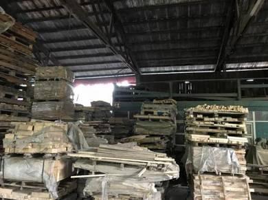 Kulim town , Freeholf warehouse 3.3 acres