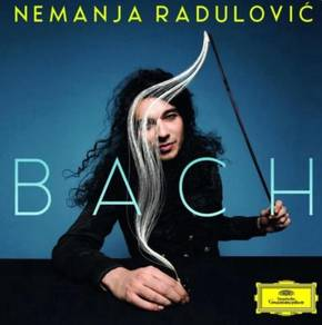 IMPORTED CD Nemanja Radulovic, Double Sens Bach