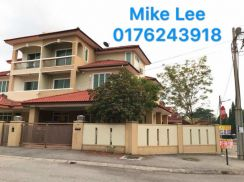 Pasir Putih Luxury Semi Detached house
