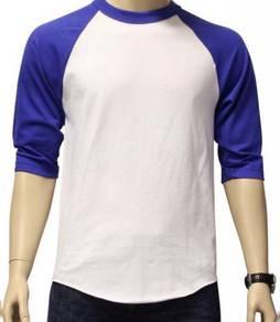 Print T-shirt Raglan Code K4