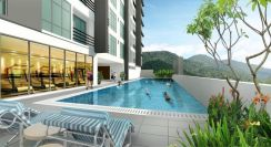Best freehold property investment - Taiping