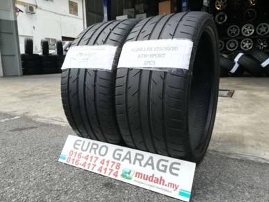Used achilles atr sport z 275/30/20 tire f10 e60