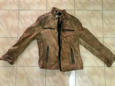 Jacket Kulit Italy
