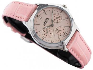 Watch - Casio Ladies Date LTPV300L-4A - ORIGINAL