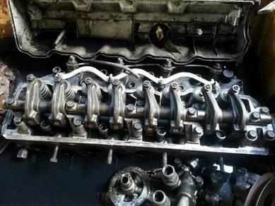 Head pajero 2.5 diesel turbo.