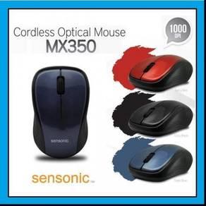 Sensonic wireless mouse